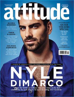 Nyle-DiMarco-2016-Attitude-Cover
