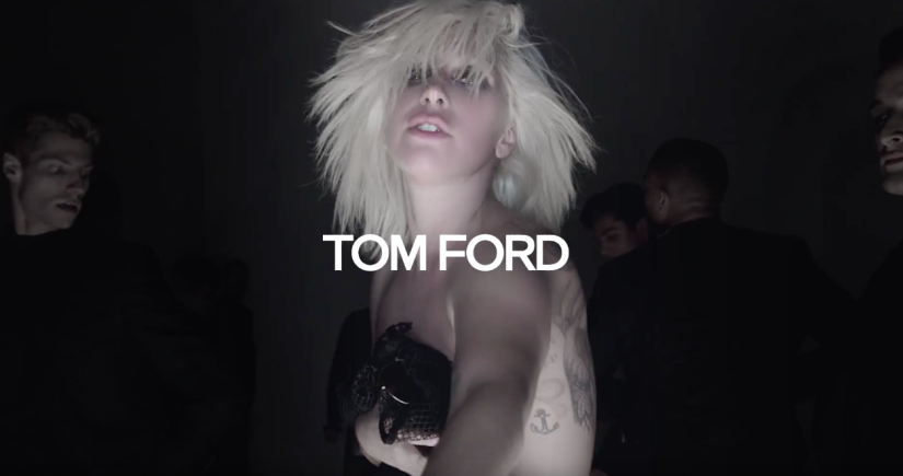 Lady Gaga x TomFord