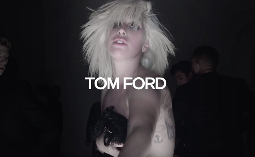 Lady Gaga x Tom Ford